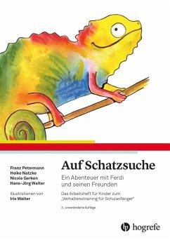 Auf Schatzsuche - Petermann, Franz; Natzke, Heike; Gerken, Nicole; Walter, Hans-Jörg