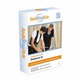 AzubiShop24.de Basis-Lernkarten Zimmerer/-in Prüfung Prüfungsvorbereitung