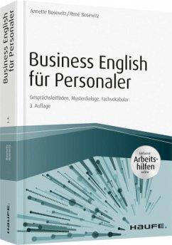 Business English für Personaler inkl. Arbeitshi...