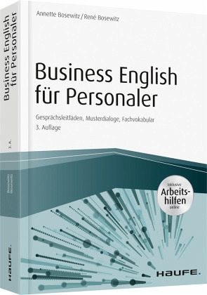 Business English Für Personaler Inkl Arbeitshilfen Online Portal