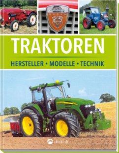 Traktoren - Paulitz, Udo