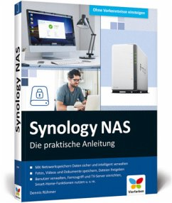 Synology NAS - Rühmer, Dennis