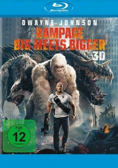 "Rampage: Big Meets Bigger 3D-Edition - ""Dwayne """"The Rock"""" Johnson"",Dwayne..."