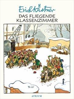 Das fliegende Klassenzimmer (eBook, ePUB) - Kästner, Erich