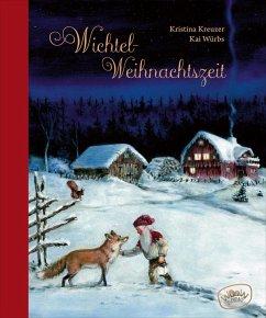 Wichtel-Weihnachtszeit. Ein Hofwichtel schult um (eBook, ePUB) - Köller, Kathrin