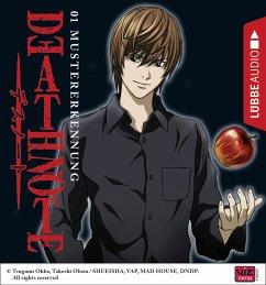 Death Note - Mustererkennung, 1 Audio-CD - Ohba, Tsugumi; Clements, Jonathan