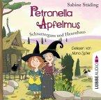 Schnattergans und Hexenhaus / Petronella Apfelmus Bd.6 (2 Audio-CDs)
