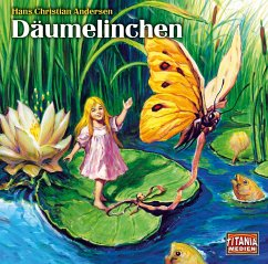 Däumelinchen, 1 Audio-CD - Andersen, Hans Christian