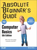 Absolute Beginner's Guide to Computer Basics (eBook, ePUB)