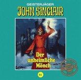 Der unheimliche Mönch / John Sinclair Tonstudio Braun Bd.81 (1 Audio-CD)