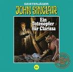 Ein Totenopfer für Clarissa / John Sinclair Tonstudio Braun Bd.82 (1 Audio-CD)