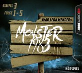 Monster 1983, Staffel III, Folge 01-05, 5 Audio-CDs