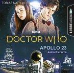 Doctor Who - Apollo 23, 4 Audio-CDs