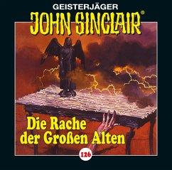 Die Rache der Großen Alten / Geisterjäger John Sinclair Bd.126 (1 Audio-CD) - Dark, Jason