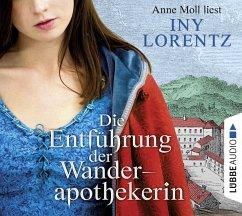 Die Entführung der Wanderapothekerin / Wanderapothekerin Bd.3 (6 Audio-CDs) - Lorentz, Iny