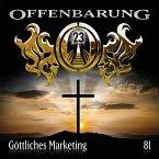 Göttliches Marketing / Offenbarung 23 Bd.81 (1 Audio-CD)