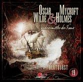 Oscar Wilde & Mycroft Holmes - Blutdurst, 1 Audio-CD
