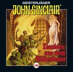 Zombies aus dem Höllenfeuer / Geisterjäger John Sinclair Bd.125 (1 Audio-CD)
