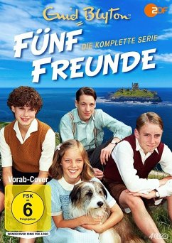 Enid Blyton: Fünf Freunde - Die komplette Serie DVD-Box