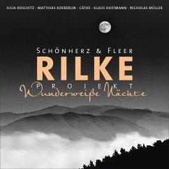 Rilke Projekt, 1 Audio-CD - Schönherz & Fleer