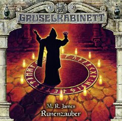 Runenzauber / Gruselkabinett Bd.140 (1 Audio-CD) - James, M. R.