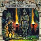Das Zeichen der Bestie / Gruselkabinett Bd.142 (1 Audio-CD)