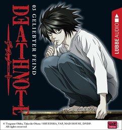 Death Note - Geliebter Feind, 1 Audio-CD - Ohba, Tsugumi; Clements, Jonathan