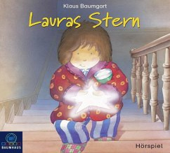 Lauras Stern, 1 Audio-CD - Baumgart, Klaus
