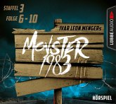 Monster 1983, Staffel III, Folge 06-10, 5 Audio-CDs