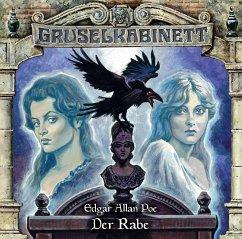 Der Rabe / Gruselkabinett Bd.139 (1 Audio-CD) - Poe, Edgar Allan
