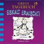 Eiskalt erwischt! / Gregs Tagebuch Bd.13 (1 Audio-CD)
