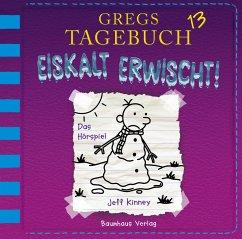 Eiskalt erwischt! / Gregs Tagebuch Bd.13 (1 Audio-CD) - Kinney, Jeff