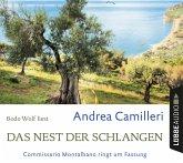 Das Nest der Schlangen / Commissario Montalbano Bd.21 (4 Audio-CDs)