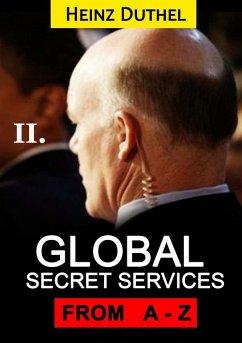 Worldwide Secret Service and Intelligence Agenc...