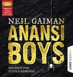 Anansi Boys, 2 MP3-CDs