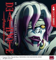 Death Note - Ausschlusskriterium, 1 Audio-CD - Ohba, Tsugumi; Clements, Jonathan