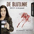 Die Blutlinie - Folge 02, 1 Audio-CD