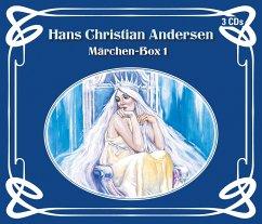 Titania Special: Märchenbox I, 3 Audio-CDs - Andersen, Hans Christian