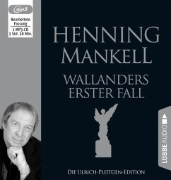 Wallanders erster Fall / Kurt Wallander Bd.1 (1 MP3-CD) - Mankell, Henning