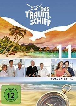 Das Traumschiff 11 DVD-Box