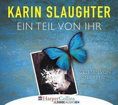 Ein Teil von ihr, 8 Audio-CDs - Slaughter, Karin