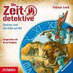 Ramses und die Falle am Nil / Die Zeitdetektive Bd.38 (MP3-Download)