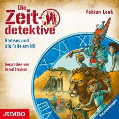 Ramses und die Falle am Nil / Die Zeitdetektive Bd.38 (MP3-Download) - Lenk, Fabian