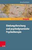 Bindungsforschung und psychodynamische Psychotherapie (eBook, PDF)