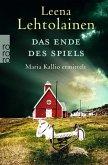Das Ende des Spiels / Maria Kallio Bd.14