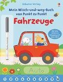 Mein Wisch-und-weg-Buch von Punkt zu Punkt: Fahrzeuge
