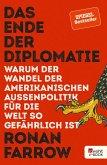 Das Ende der Diplomatie (eBook, ePUB)