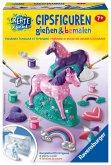 Ravensburger 28524 - Create & paint, Gipsfiguren gießen & bemalen, Fantasy Horse, Pferde