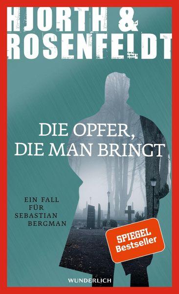Buch-Reihe Sebastian Bergman von Hjorth & Rosenfeldt