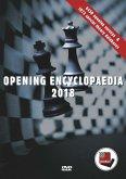 ChessBase Opening Encyclopedia 2018, 1 DVD-ROM